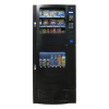 Seaga OVM 7 Beverage-16 Snack Black Combo Machine