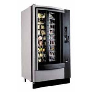 Crane 431 Shoppertron Cold Food National Vendors Vending Machine