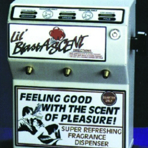 Burst of Scent Machine-Mens Ladies Fragrances
