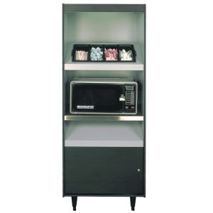 27 Condiment-Microwave Stand Model 272-1-N-L