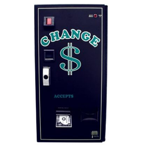 AC2009 Front Load-Large Capacity-Dollar Bill Changer
