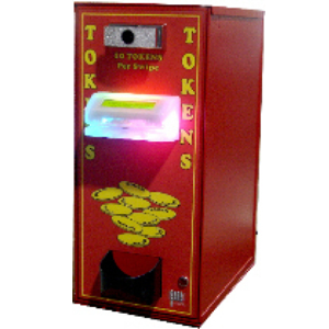 AC250-CRR Token Dispenser - Card Reader Ready