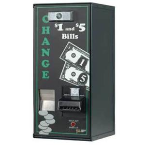 AC500 Bill Changer - Single Hopper