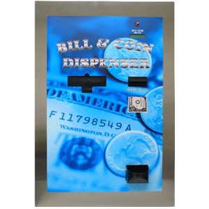 AC7805 Rear Load-Dual Bill Plus Coin Dispenser