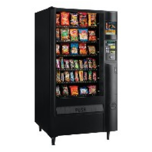 Remanufactured Vending Machines