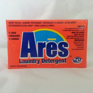 Ares 1.9 oz. HE Powder Detergent-Coin Laundry Vending