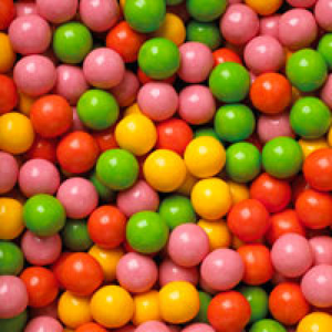 Bubble Brights Gumballs
