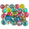 Capsule Kit 4in Round 72pc - Toy-Prize Capsules