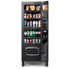 Chill Center 3 Wide Refrigerated Food-Beverage Combo
