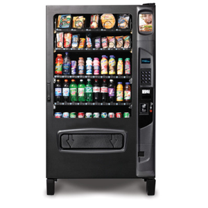 Chill Center 5 Wide Food-Beverage Refrigerated Combo