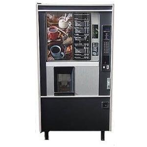 Crane 633 Coffee Dual Cup Fresh Brew Vending Machine