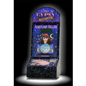 Gina Impulse Arcade Novelty Fun Skill Vending Machine