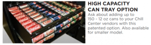 High Capacity Can Try Option