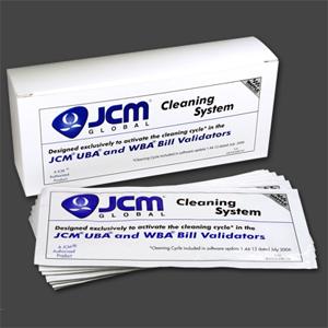 JCM Waffletechnology Cleaning System Card