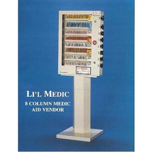 Li'L Famous Medic Aid 8 Column-Condoms-Medicines