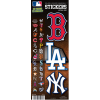 MLB Logo Stickers - Vending Sticker Machine Refill
