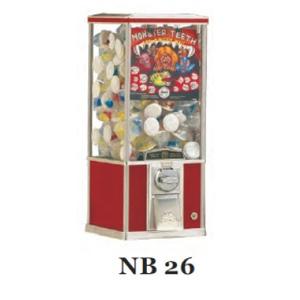Northern Beaver NB 26 Bulk Gumball-Candy-Capsule