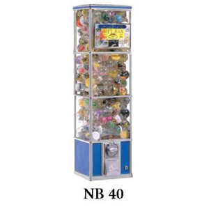 Northern Beaver NB 40 Bulk Toy Capsule Machine