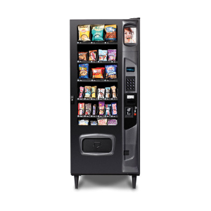 OVM MP 26 Snack Black Diamond Series Merchandiser