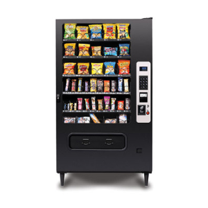 OVM MP 40 Snack Glass Front Vending Machine
