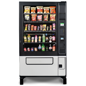 OVM-VendRevv Chill Center 38 Select Refrigerated Snack & Drinks