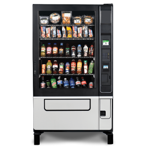 OVM-VendRevv Chill Center 42 Select Food-Beverage Refrigerated Combo