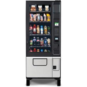 OVM-VendRevv Slim Chill Refrigerated Food-Beverage Combination