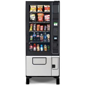 OVM-VendRevv Slim Chill Snack-Beverage Refrigerated Combination