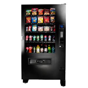Seaga Infinity INF5C Refrigerated Snack/Soda Combo