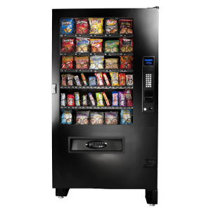 Seaga Infinity INF5S Snack 40 Select Vending Machine