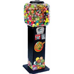 Super Bounce-A-Roo Bulk Vending Machines
