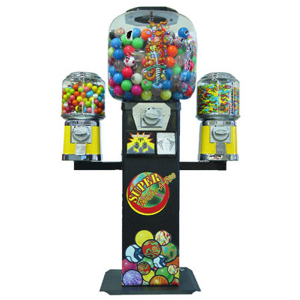 Super Bounce-A-Roo With Wings Bulk Vending Machine