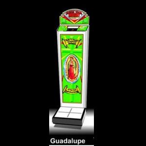 The Guadalupe Impulse Weight Scale Vending Machine