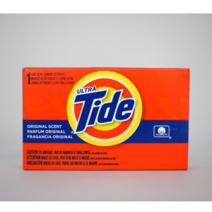 Ultra Tide Original Scent 1 Load Ultra Laundry Detergent