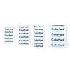 PP6 Refrigerant Gel Pack 4.1 Mil Polyethylene (+32°F/0°C)