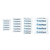 PP24 Refrigerant Gel Pack 4.1 Mil Polyethylene (+32°F/0°C)