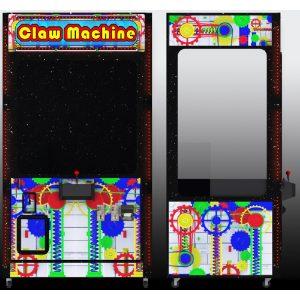 CLAW MACHINE-Crane Skill Claw Arcade Merchandiser