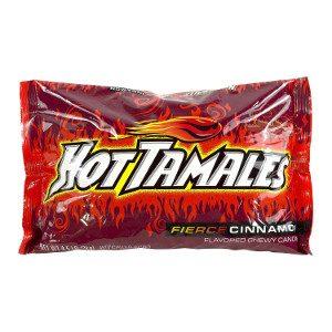 Hot Tamales Bulk Candy One 4.5 lb Bag Refill