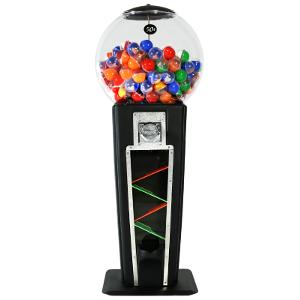 4 Foot Wonder Wizard Vends 2 Inch Bouncy Ball-Gumball-Capsule