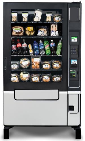 VendRevv Elevator 28 Select 4 Food 1