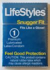 LifeStyles Snugger Fit Lubricated Single Condoms
