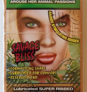 House Brand-Savage Bliss Form Fitting Shape-Reservoir End