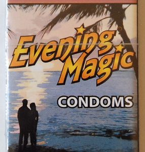 House Brand-Evening Magic Lubricated Vibrant Colors