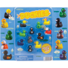 Duckies Figurines-2.2 Inch Acorn-Shaped Capsules