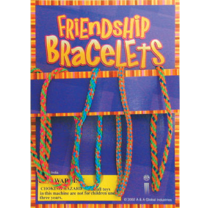 Friendship Bracelets -1.1 Inch Acorn-Shaped Capsules