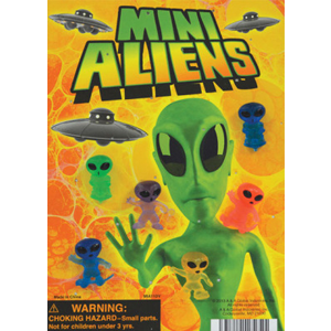 Martian Men Neon, Series 5 - 1.1 Inch Capsules