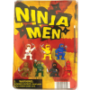 Ninja Fighters - 1.1 Inch Acorn-Shaped Capsules