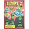 Planet-X Mini Aliens Figurines - 1.1 Inch Capsules