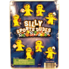 Silly Sports Dudes - 1.1 Inch Acorn-Shaped Capsules