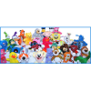 Small Plush Licensed 180 Piece 50% Licensed Kit Mix